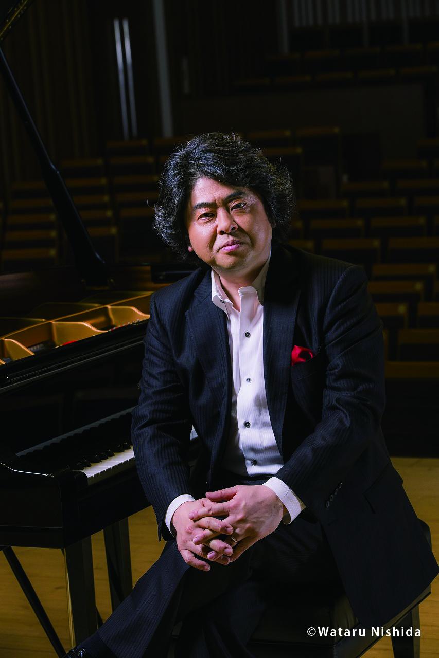 Steinway Artist 若林顕氏による 「Steinway Master Class」 公開レッスン 聴講のご案内