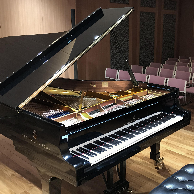 3月7日(土)8日(日)!学生限定!!スタインウェイのフルコンを弾いてみよう!!!